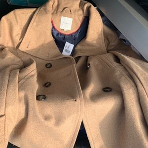 Brand New Women's Pea Coat From Nordstrom's